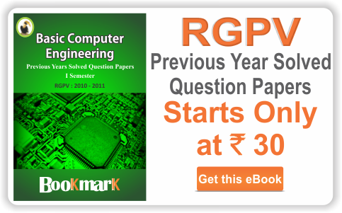 RGPV Previous Year Question Paper