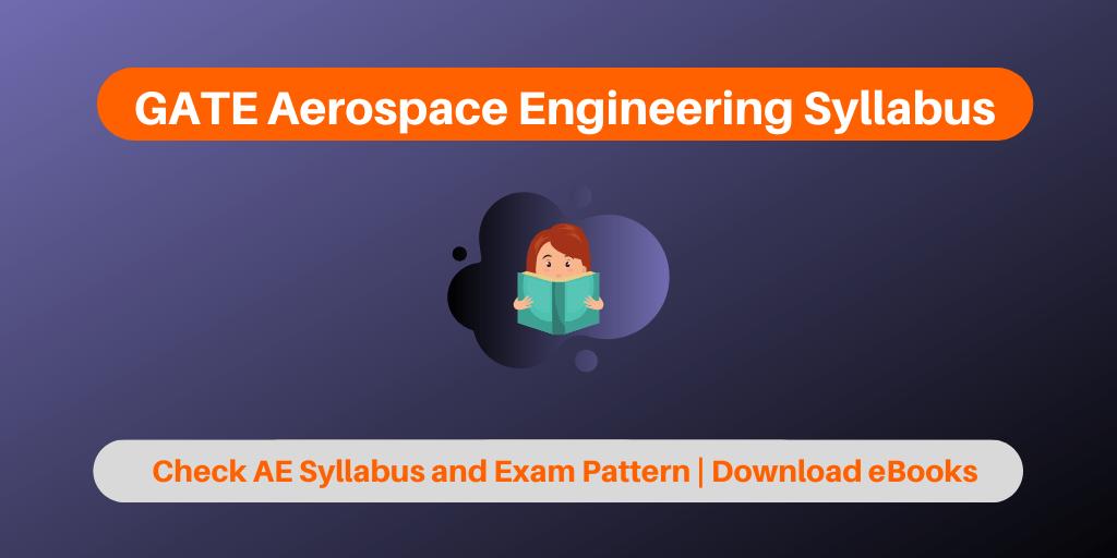 GATE Aerospace Engineering Syllabus
