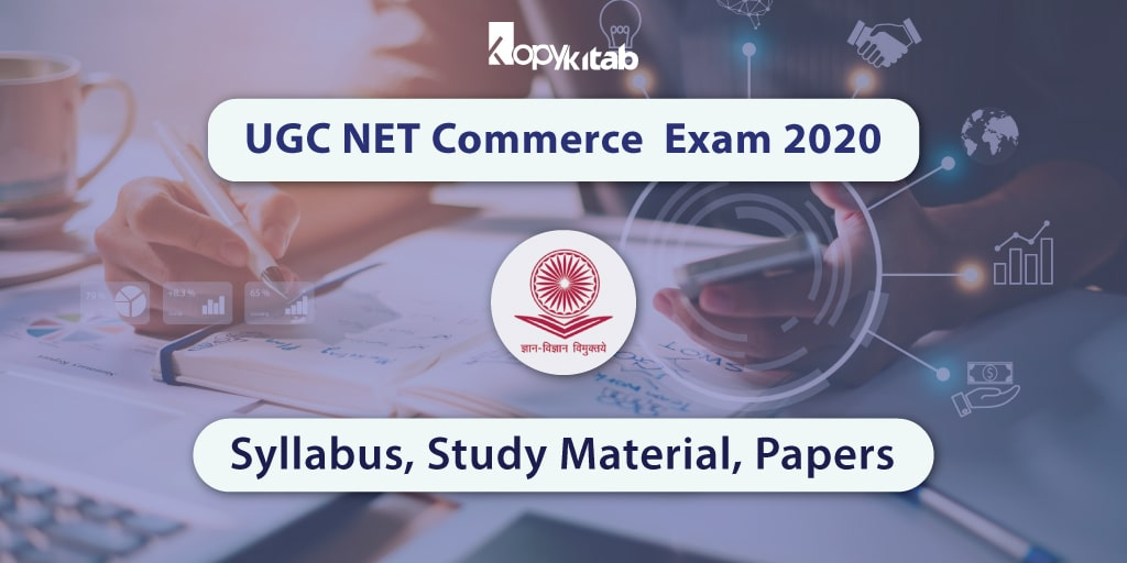 UGC NET Commerce Exam 2020