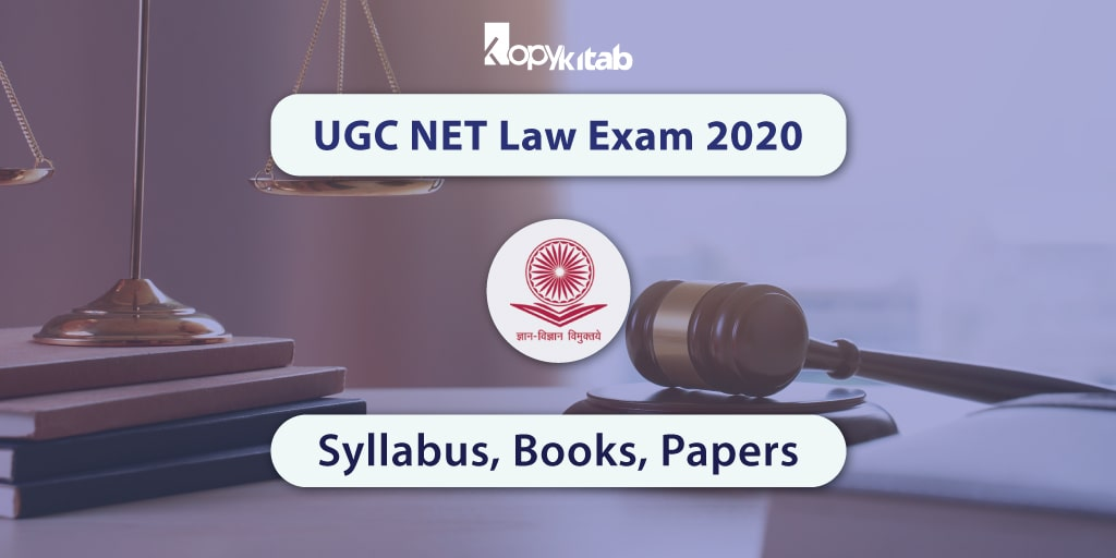 UGC NET Law Exam 2020