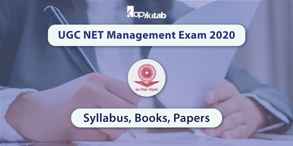 UGC NET Management Exam 2020