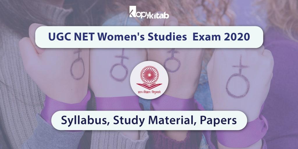 UGC NET Women's Studies Exam