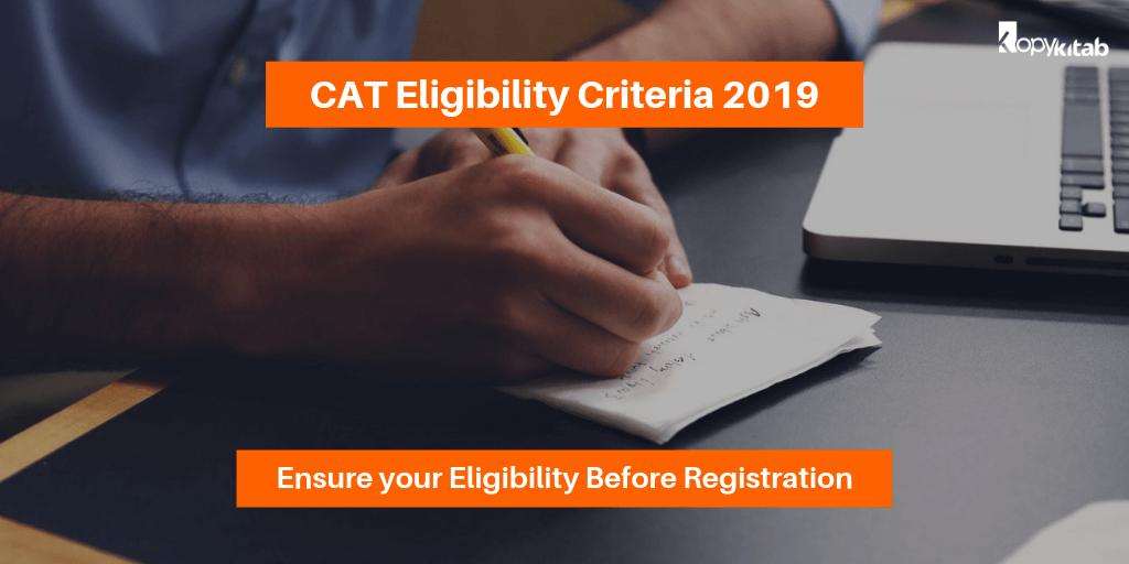 CAT Eligibility