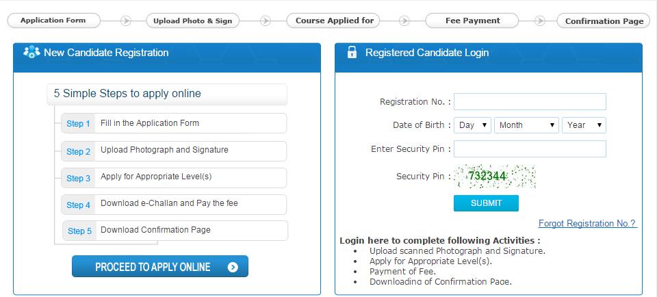 HTET-application-form