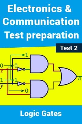 Electronics And Communication Test Preparations On Logic Gates Part 1