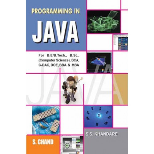 Download Programming In Java by Dr  S  S  Khandare PDF Online