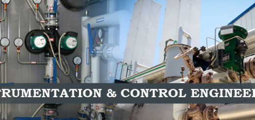 Instrumentation And Control Engineering