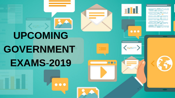 Government Exams 2019