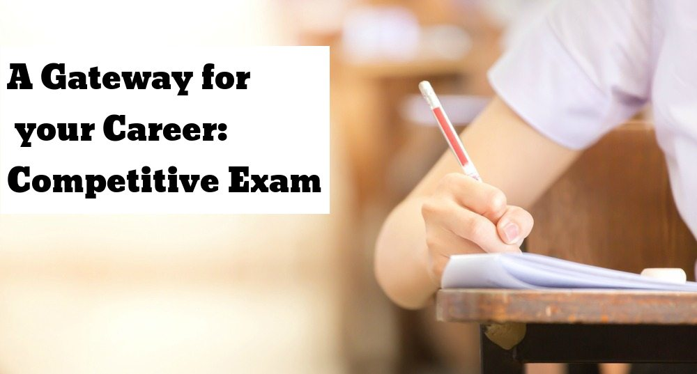 Competitive exam