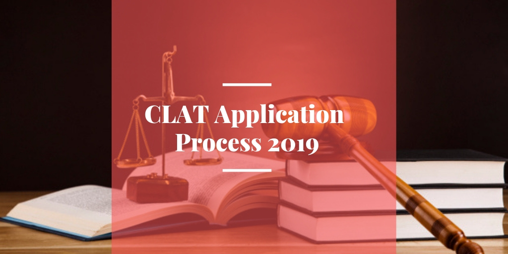CLAT Application Process 2019