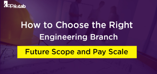 Choose the Right Engineering Branch