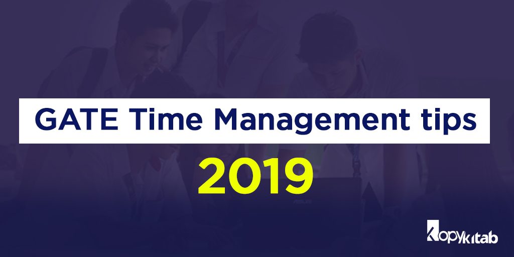 GATE Time Management tips 2019