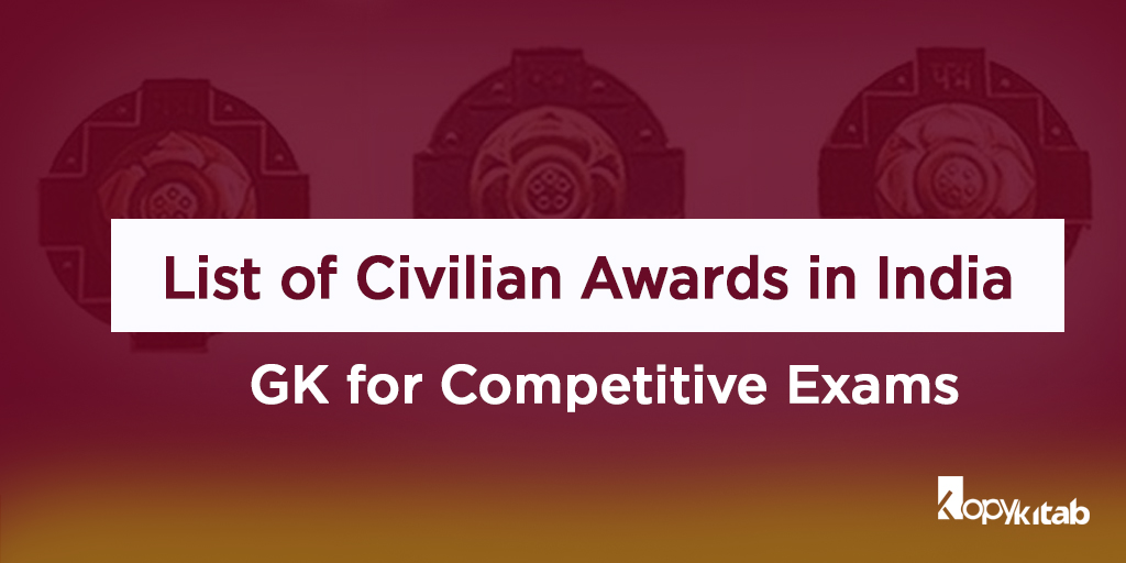 List of Civilian Awards of India 2019