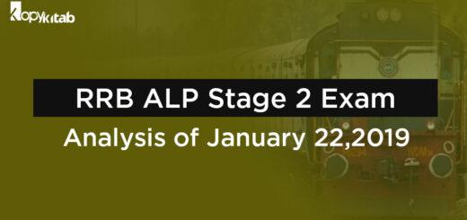 RRB ALP Stage 2 Exam Analysis- day 2
