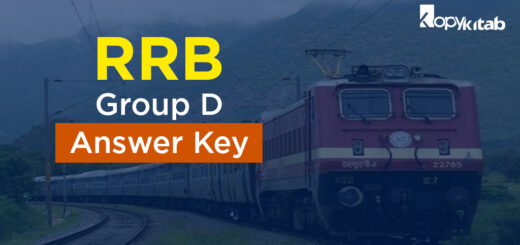 RRB Group D Answer Key