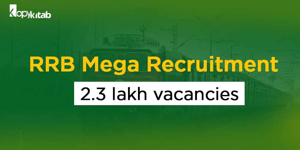RRB Mega Recruitment