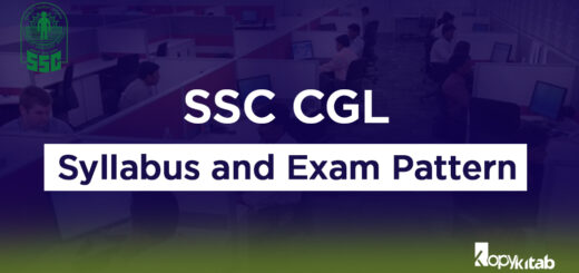SSC CGL Syllubus and Exam Pattern