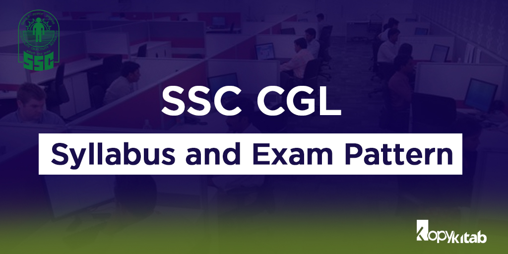 SSC CGL Syllubus and Exam Pattern