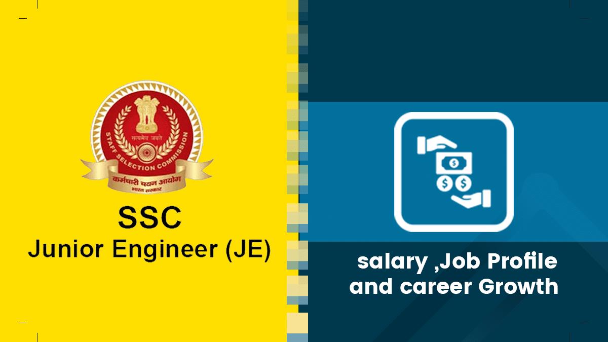 SSC JE Salary