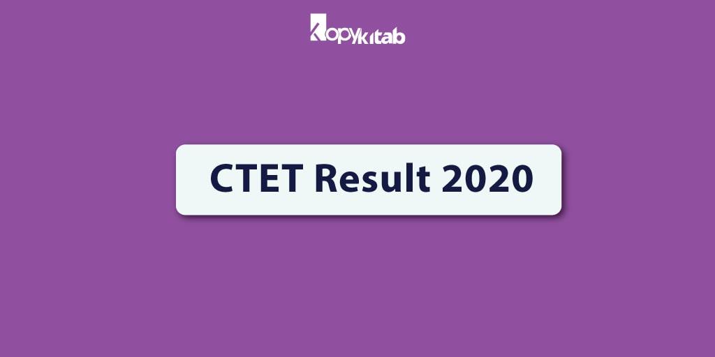 CTET Result 2020