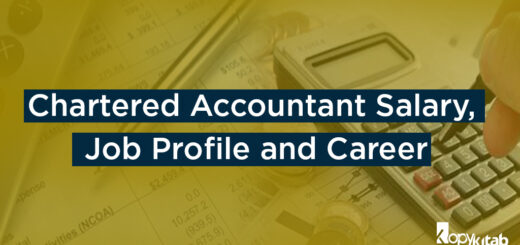 Chartered Accountant Salary, Job Profile and Career