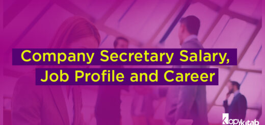 Company Secretary Salary, Job Profile, and Career