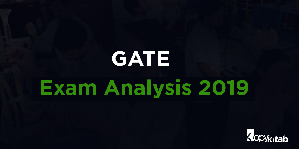 GATE Exam Analysis 2019