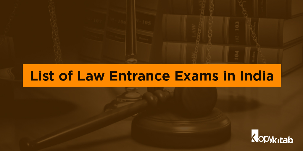 Law Entrance Exams in India