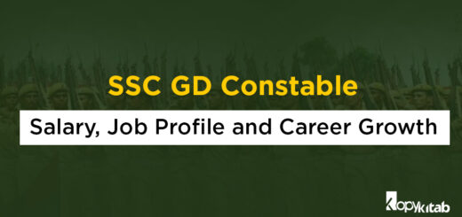 SSC GD Constable Salary, Job Profile and Career Growth