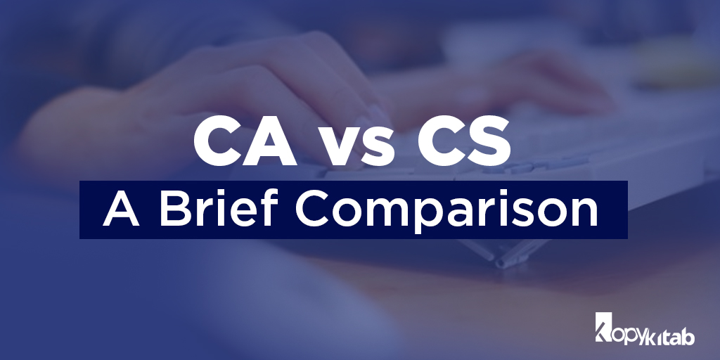 CA vs CS