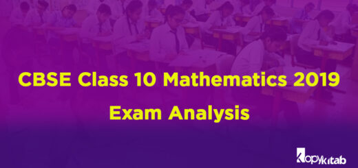 CBSE Class 10 Mathematics Exam Analysis