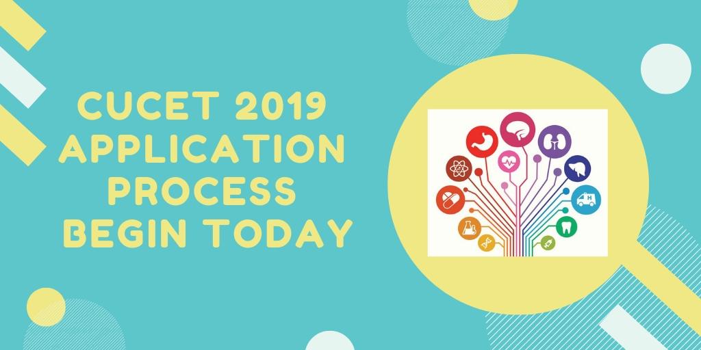 CUCET 2019 Application Process Begin Today