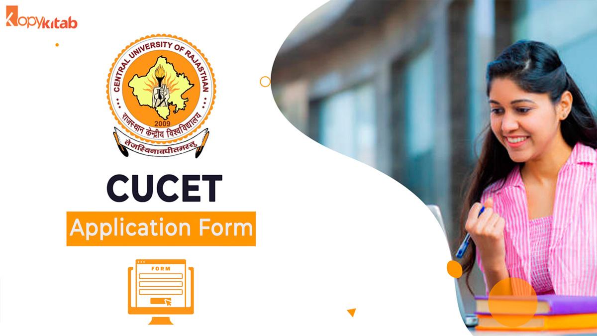 CUCET Application Process