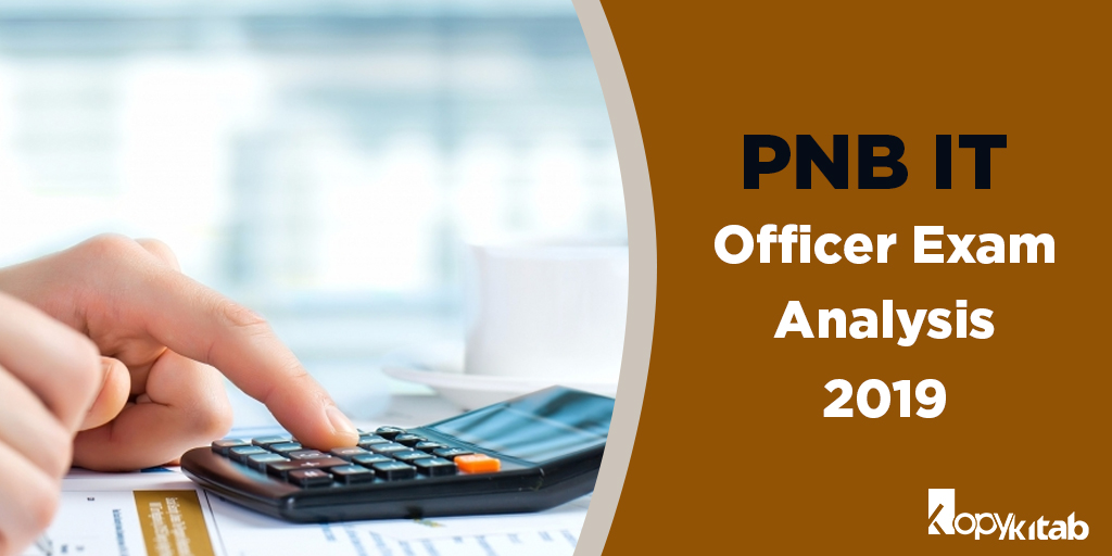 PNB IT Officer Exam Analysis 2019