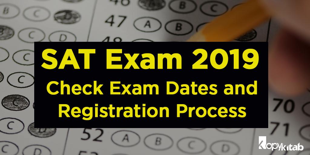 SAT Exam 2019