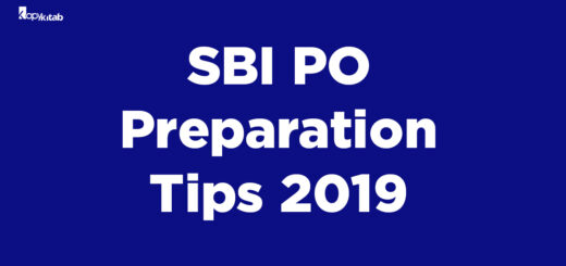 SBI PO Preparation Tips 2019
