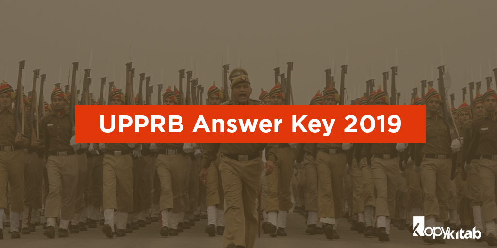 UPPRB Answer Key 2019
