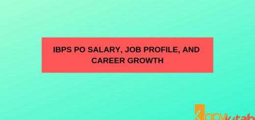 IBPS PO Salary, Job Profile, and Career Growth