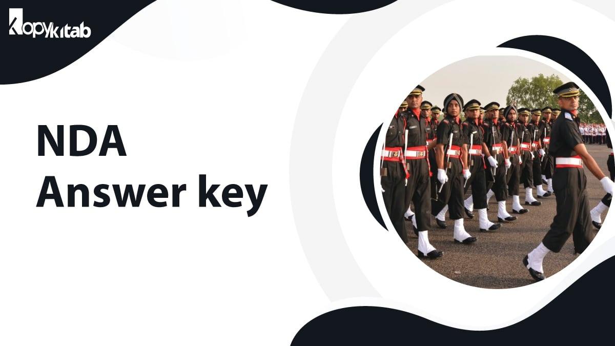 NDA-Answer-key