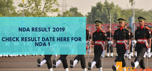 NDA Result 2019 _ Check Result Date Here for NDA 1