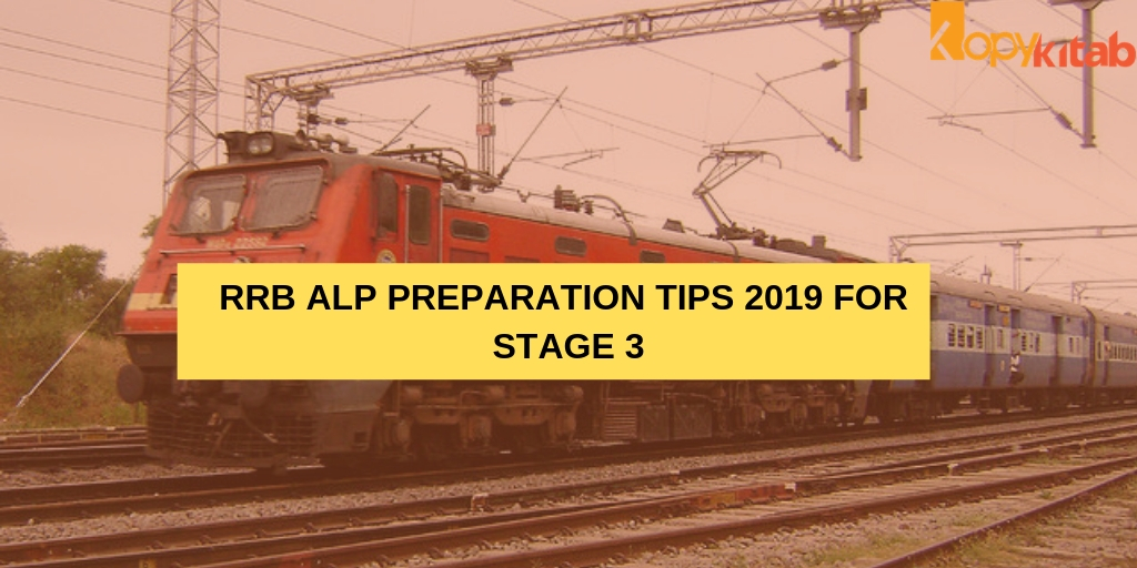 RRB ALP preparation tips 2019 for Stage 3