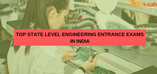 Top State Level Engineering Entrance Exams in India