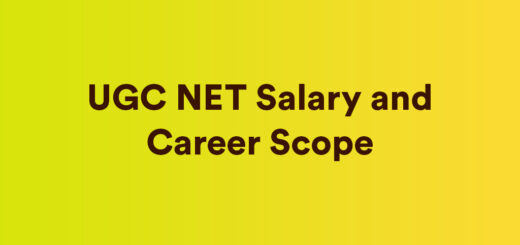 UGC NET Salary and Career Scope