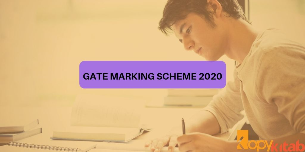 GATE Marking Scheme 2020