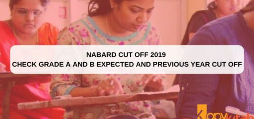 NABARD Cut Off