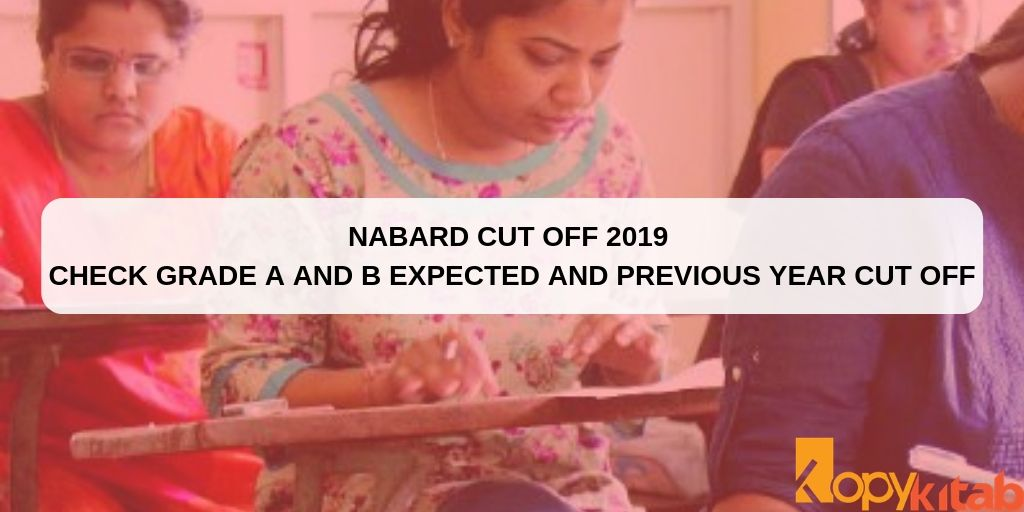 NABARD Cut Off