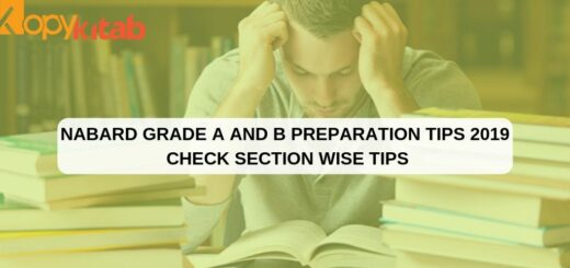 NABARD Grade A and B Preparation Tips