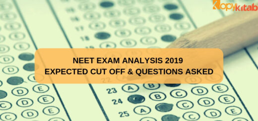 NEET exam analysis