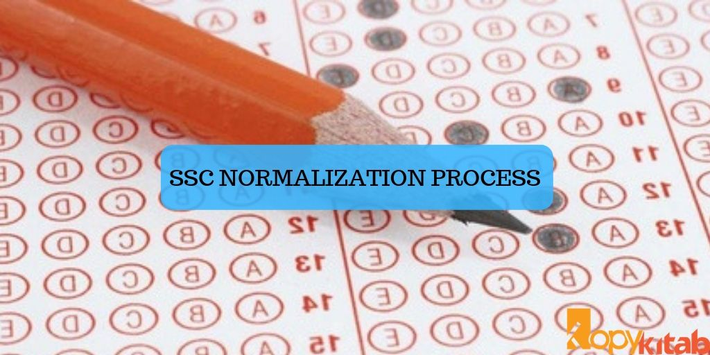 SSC Normalization Process