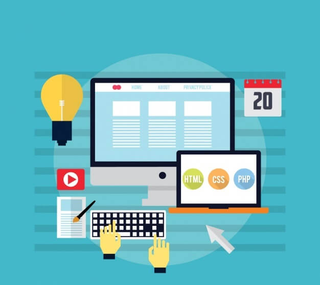 Software Courses For An IT Fresher Web Designing